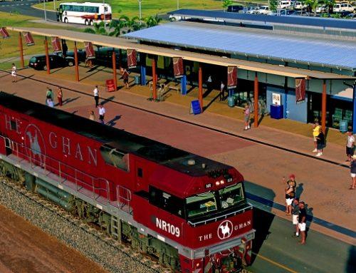 Darwin Rail Terminal