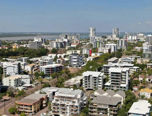 Northern Territory building developers call for better standards amid high-rise concerns