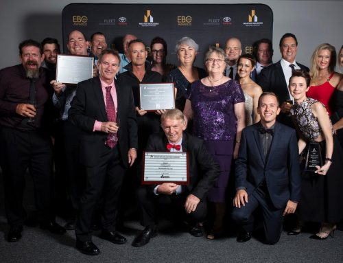 Sunbuild Wins Top Gong at Darwin's 2020 EBC Awards
